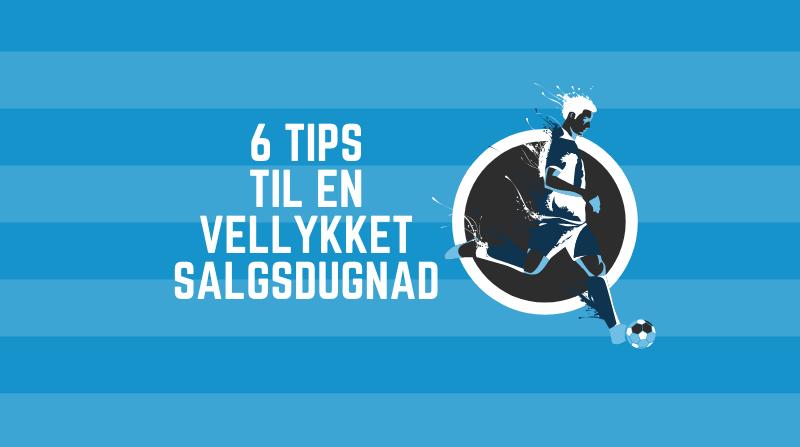 6 tips til en velykket salgsdugnad for idrettslag