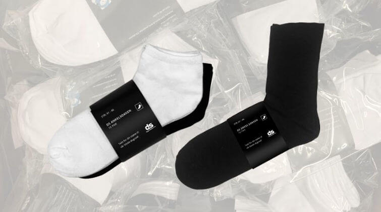 Dugnad med sokker